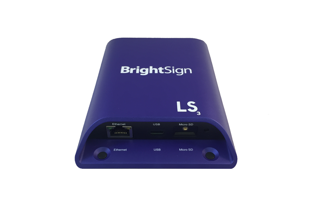 Driver for BrightSign AU320 Player
